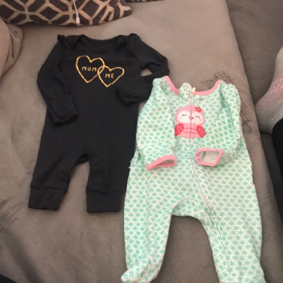 Carter's Other - Newborn onesies